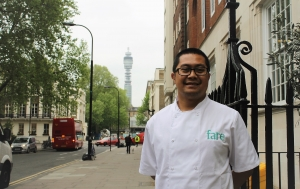 Woburn House welcomes Ivan Ward as new Head Chef