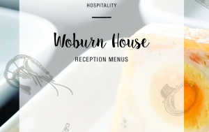 New stunning menus now available